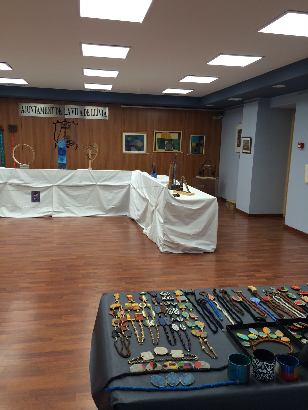 Galeries i sales d'exposició