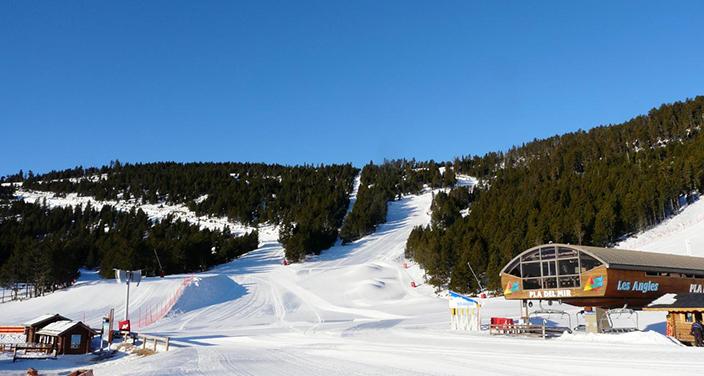 Les Angles Ski