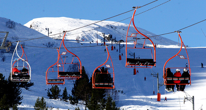 Porte Puymorens Ski